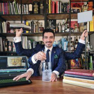 Nico Gallego polifuncional y multitarea